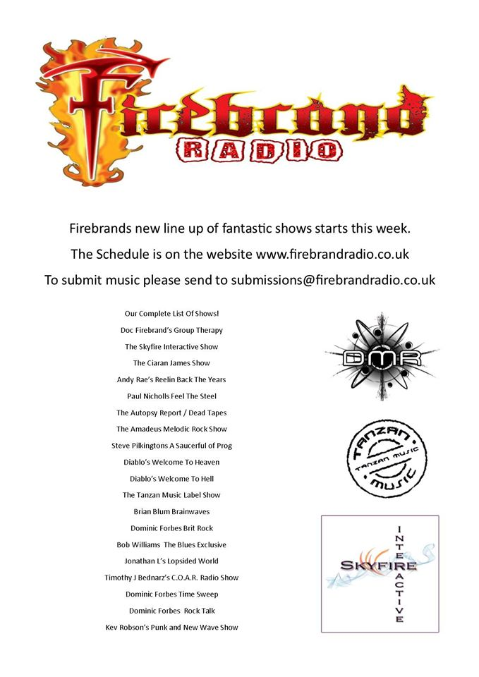 firebrand-shows