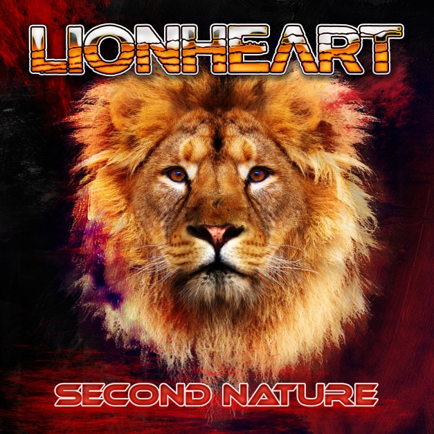Lionheart - Second Nature_3000x3000px