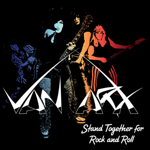 VAN ARX CD COVER