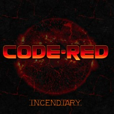 CODE RED - Incendiary 3000x3000px