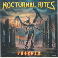 Nocturnal Rites-2017-Phoenix-Sticker