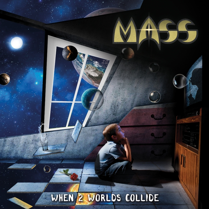 MASS - When 2 World Collide front cover