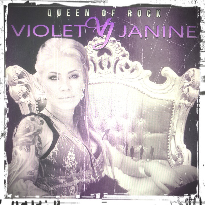 VJ Queen of rock